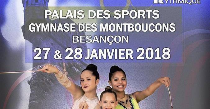 Championnat de France : un week-end fort en émotions pour MontaubanGR82 avec Océane, Anna et Héloïse pour nous représenter.